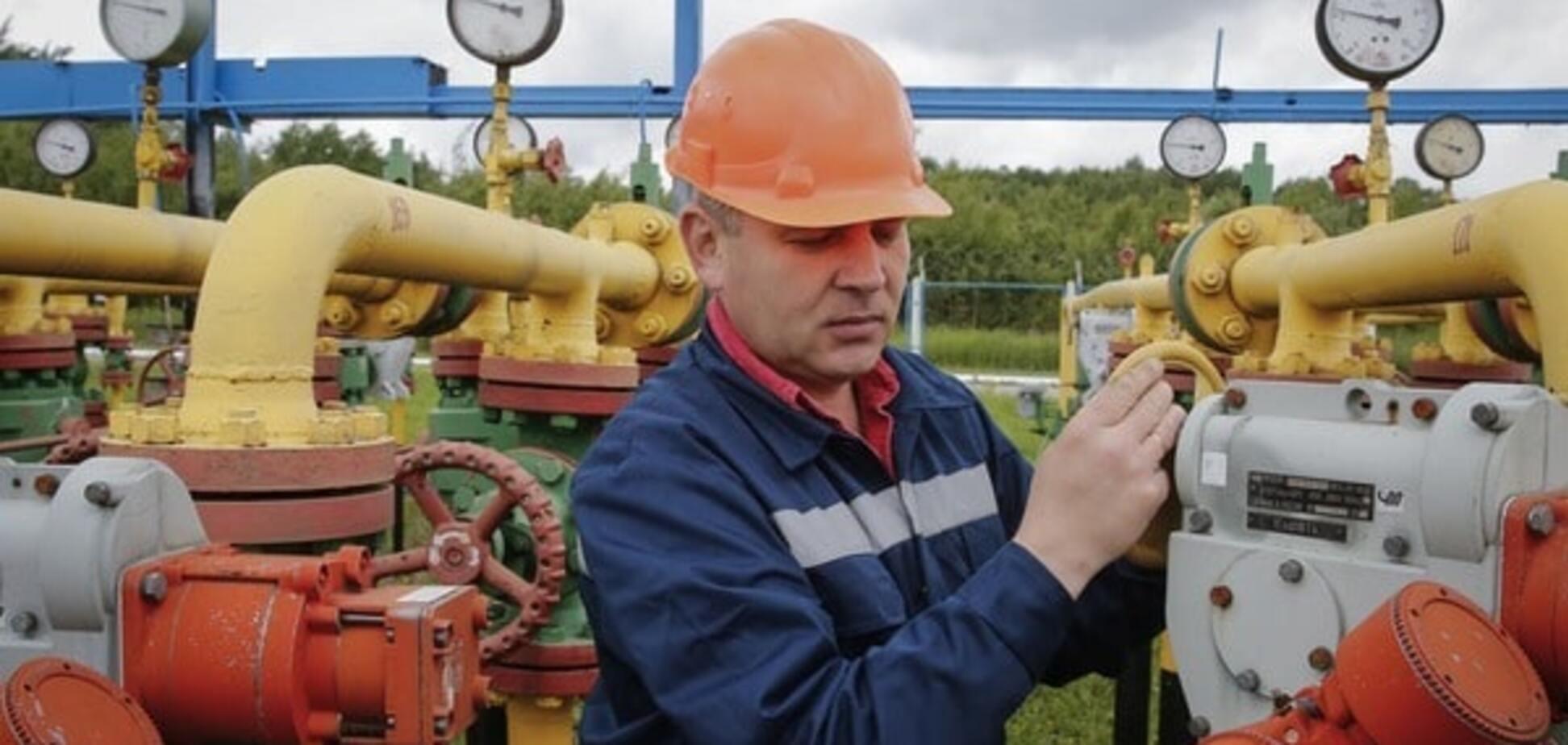 Україна зупинила імпорт газу з Польщі