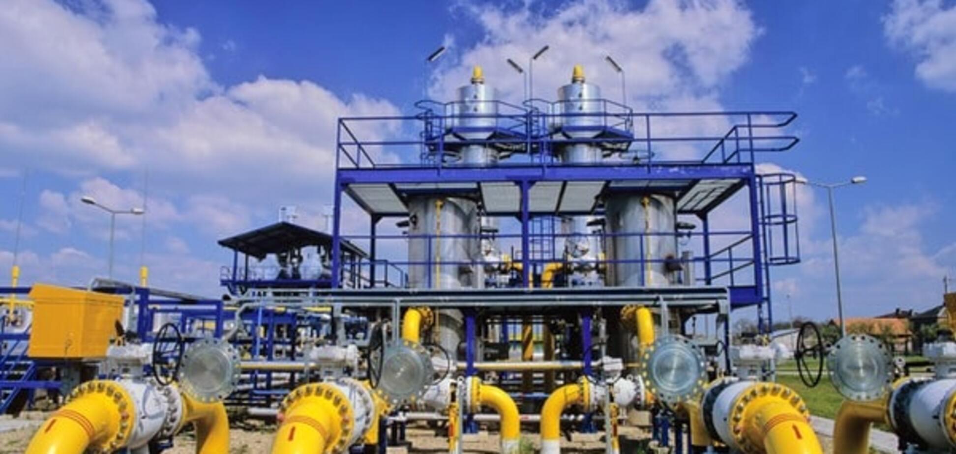 Спецкомиссия выяснит причины аварии на газопроводе - 'Укртрансгаз'