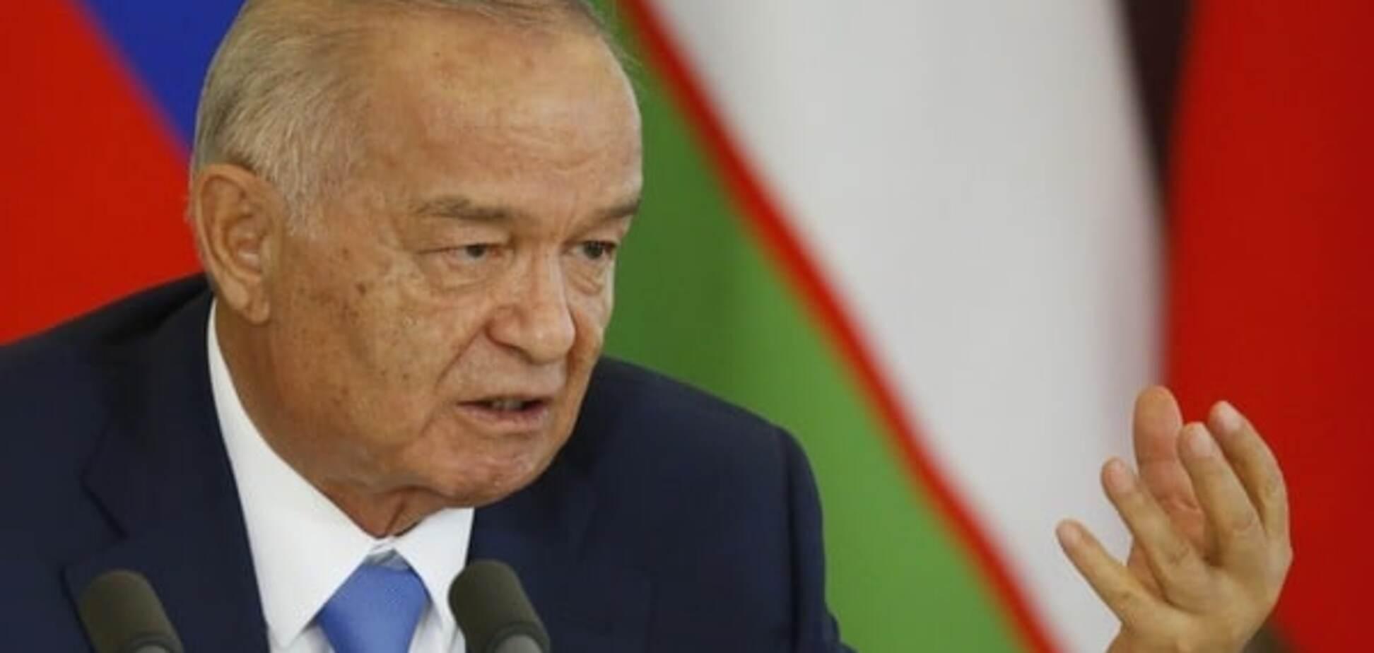 В Узбекистане задержали распространителей 'провокационных' сообщений о смерти Каримова — СМИ