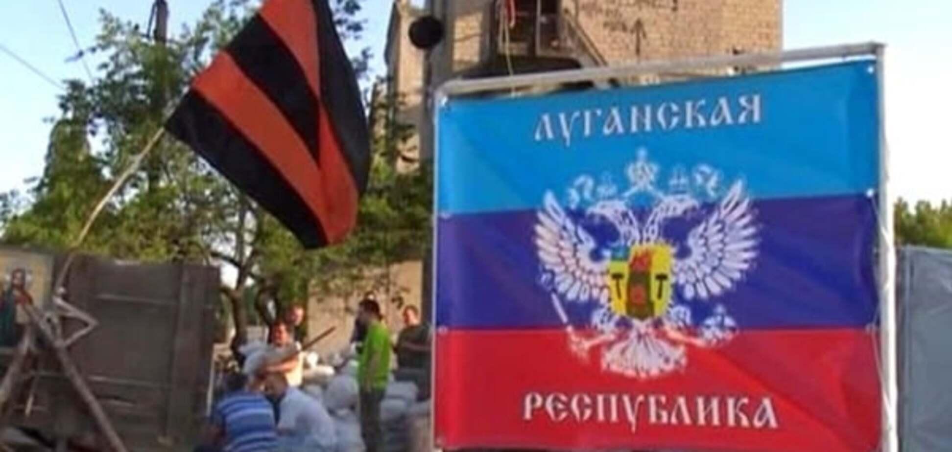 На Луганщині заарештували керівника 'римлян' 'ЛНР'