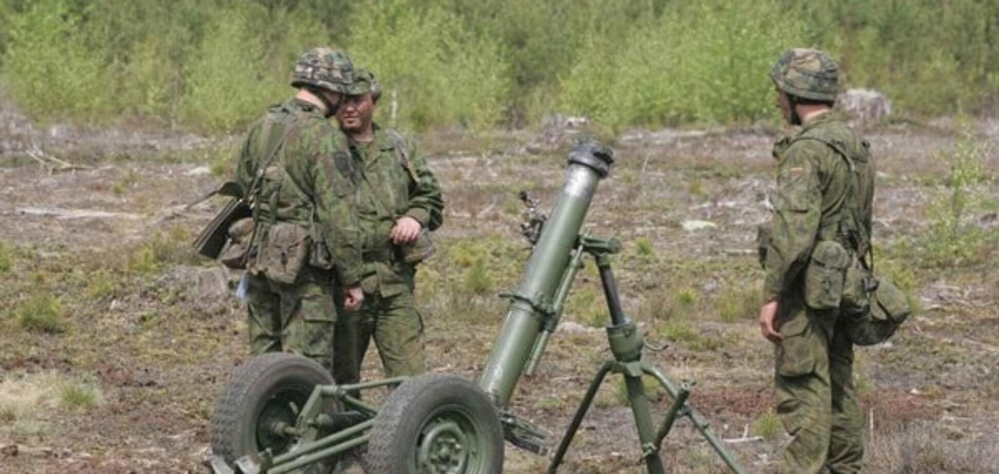 Террористы обстреляли Широкино из минометов