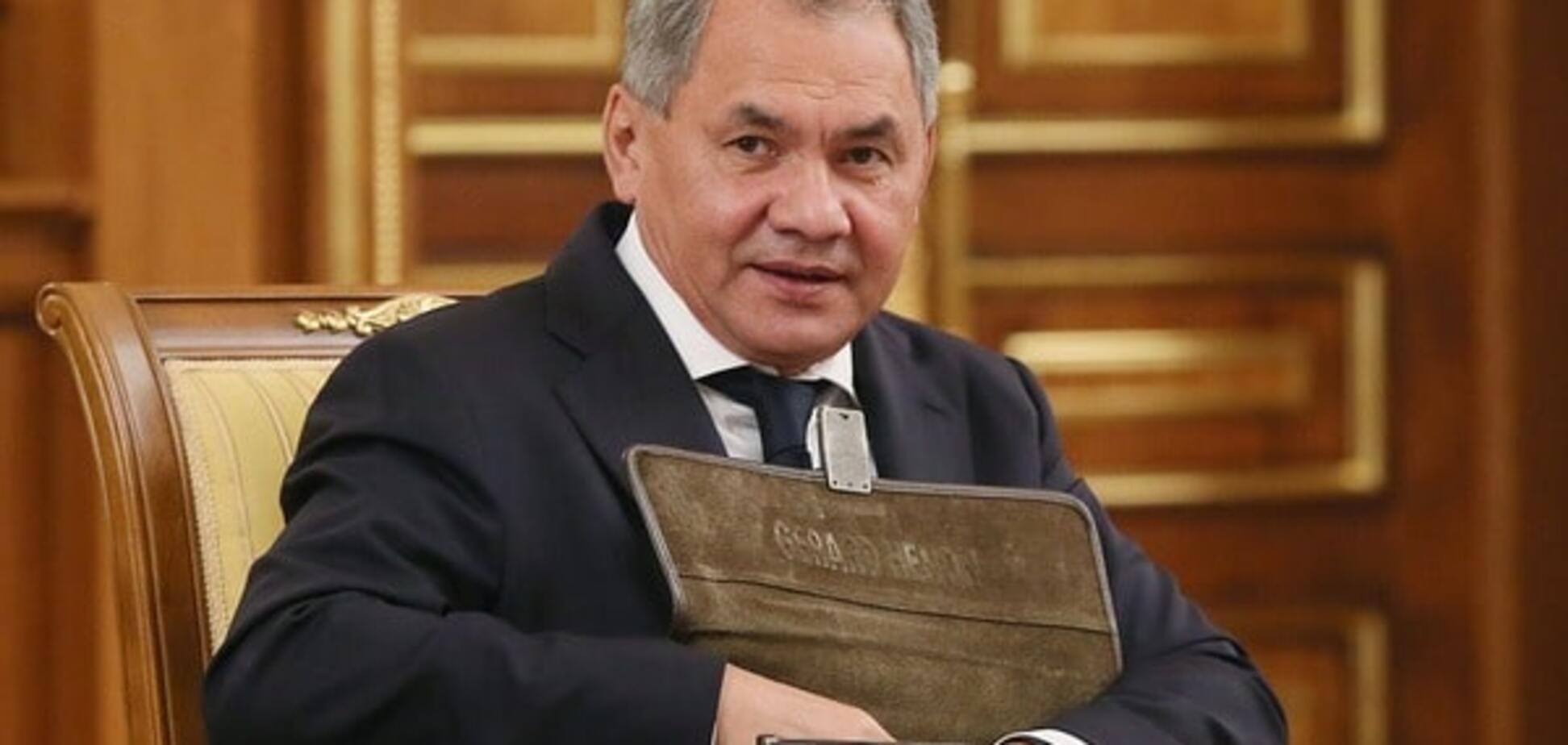 З інспекцією: в окупований Крим прибув міністр оборони РФ