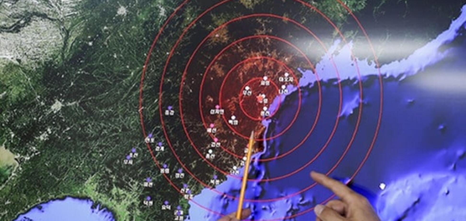 Триггерный эффект: сейсмолог назвал причину мощного землетрясения в КНДР