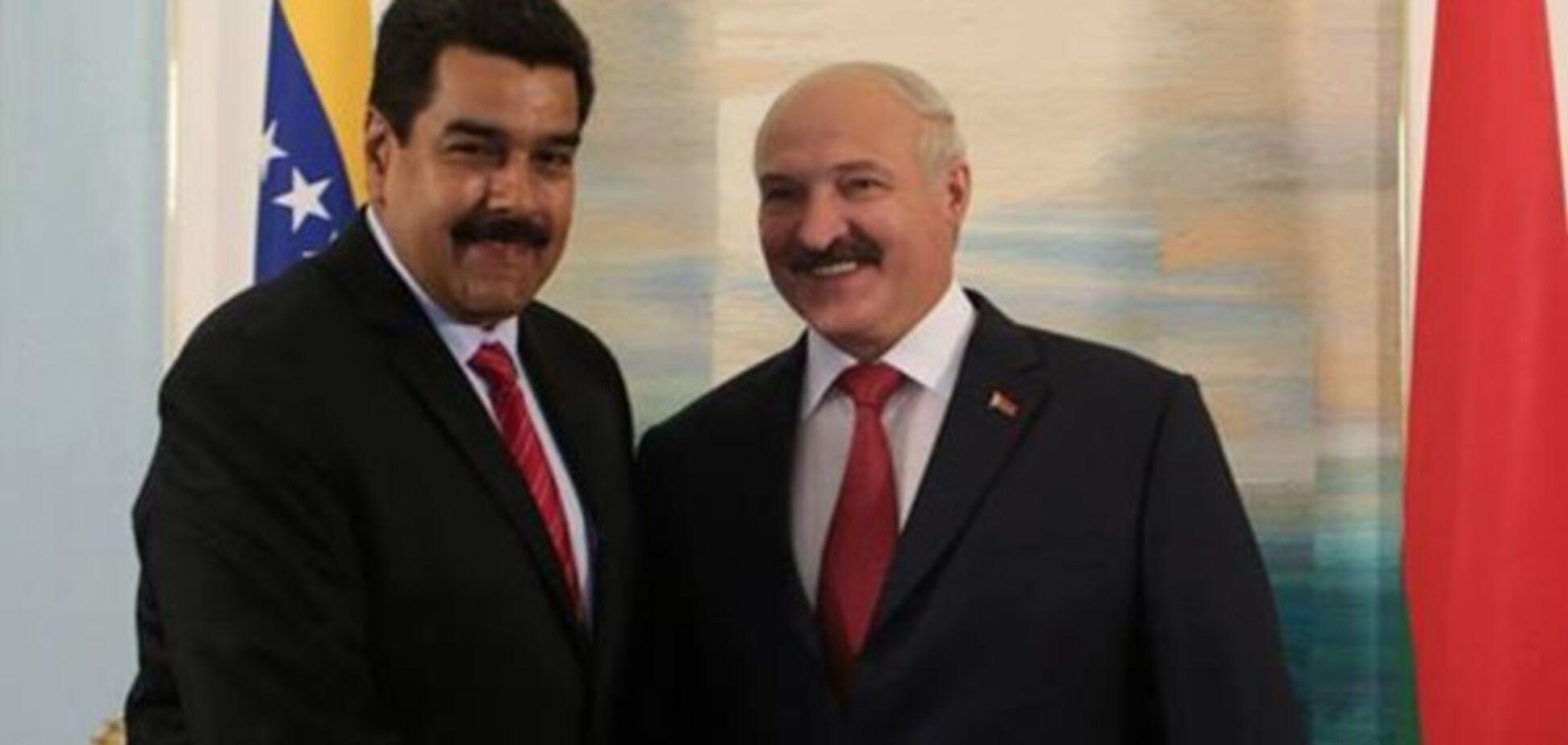 Мадуро і Лукашенко