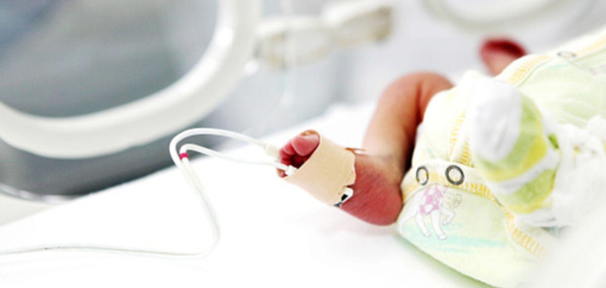 Вчені: відхилення мозку у недоношених немовлят починають формуватися ще в утробі матері