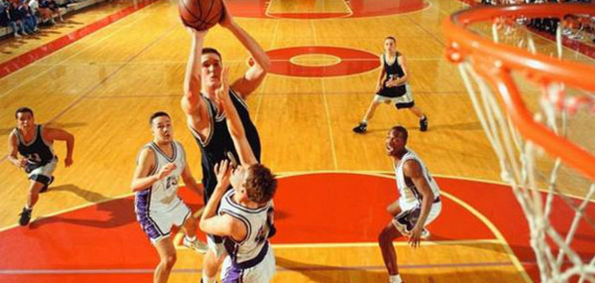 У Запоріжжі обрали найкращих баскетболістів 3х3