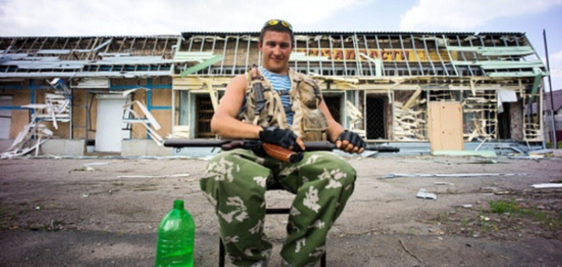 донбасс война боевик