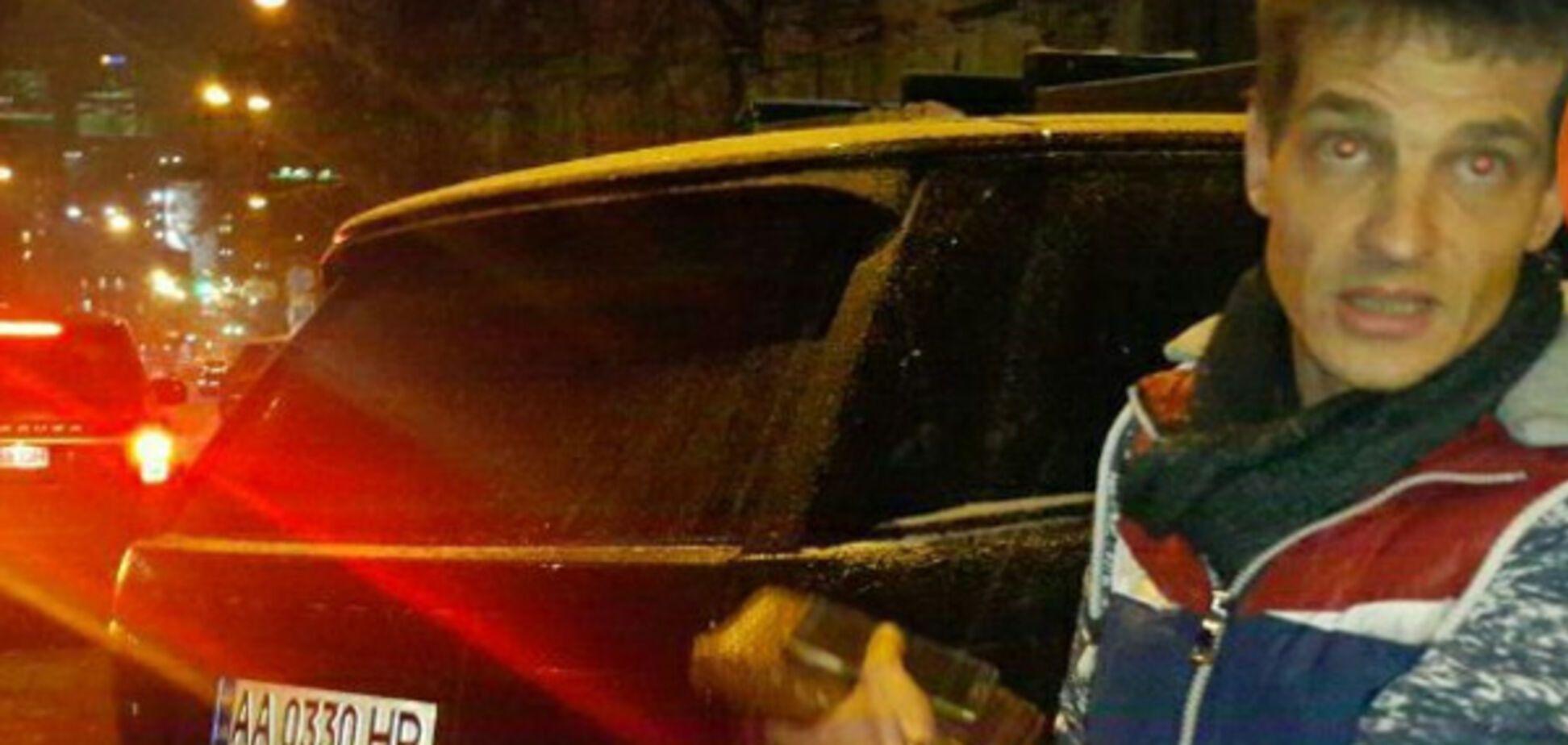 Нападение на гражданина США в Киеве
