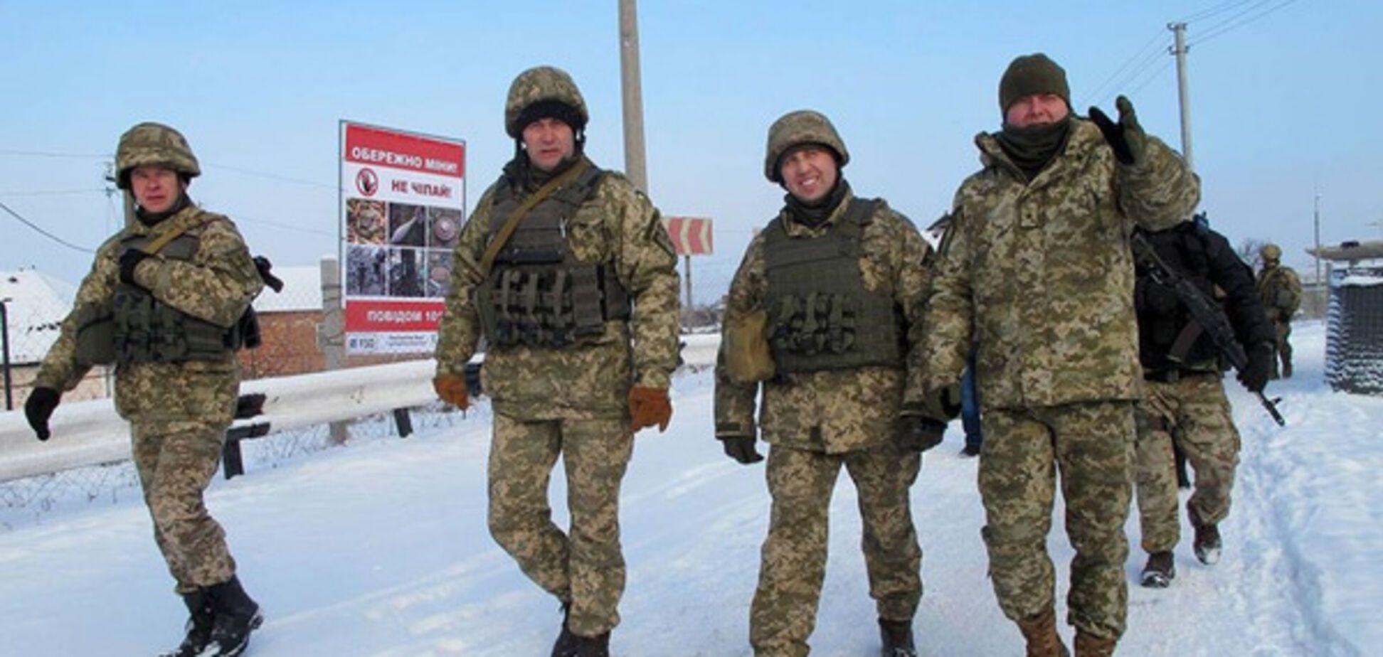 СЦКК на Донбассе