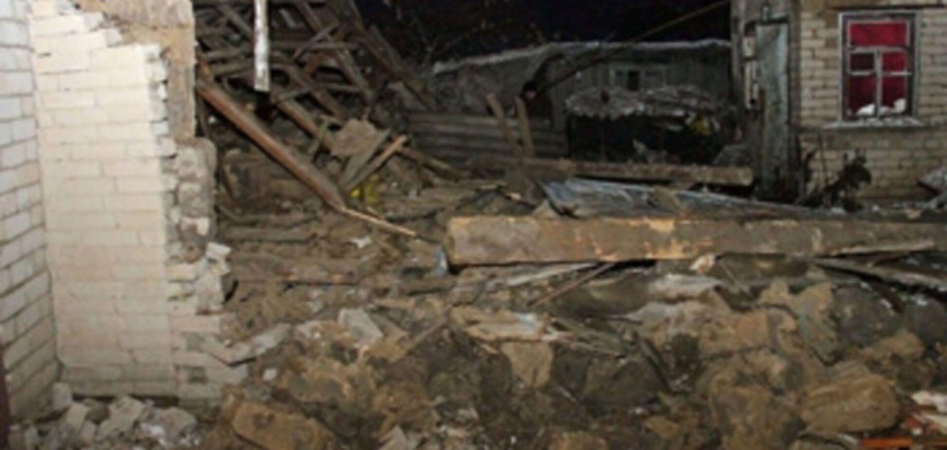 В Мелитополе взорвался частный дом, есть пострадавшие