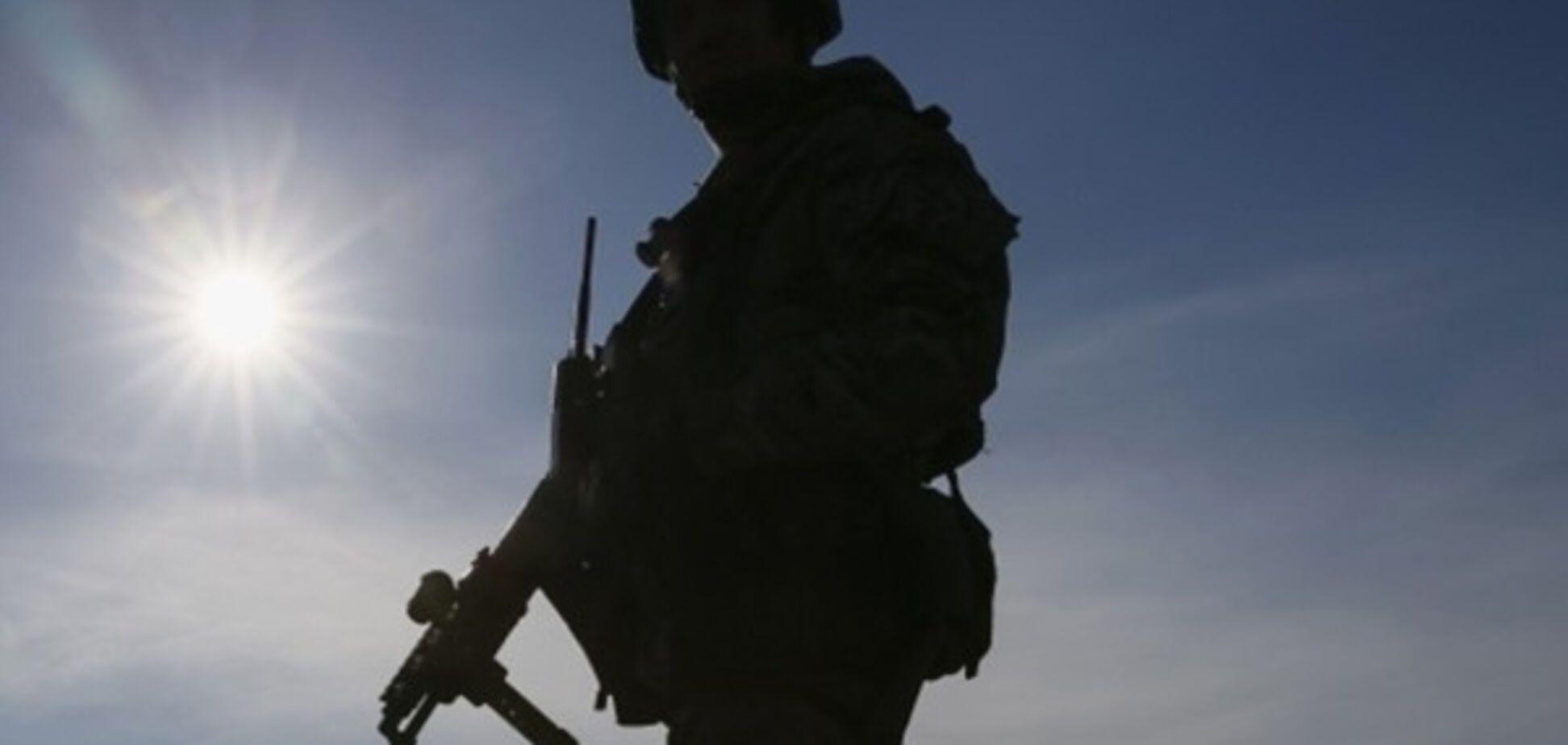 В Запорожской области застрелился солдат