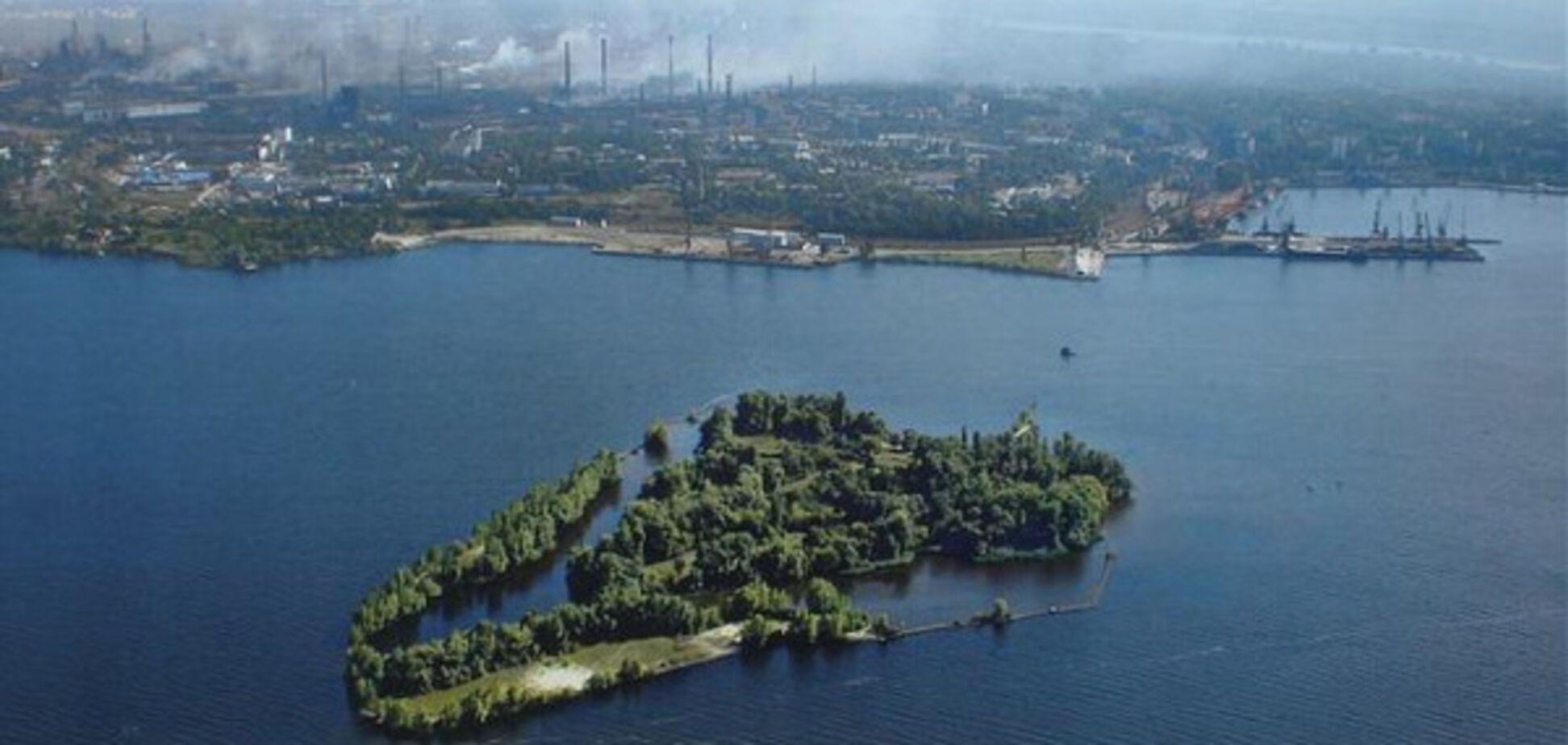 Запорізький острів Леніна перейменують на Сагайдачного