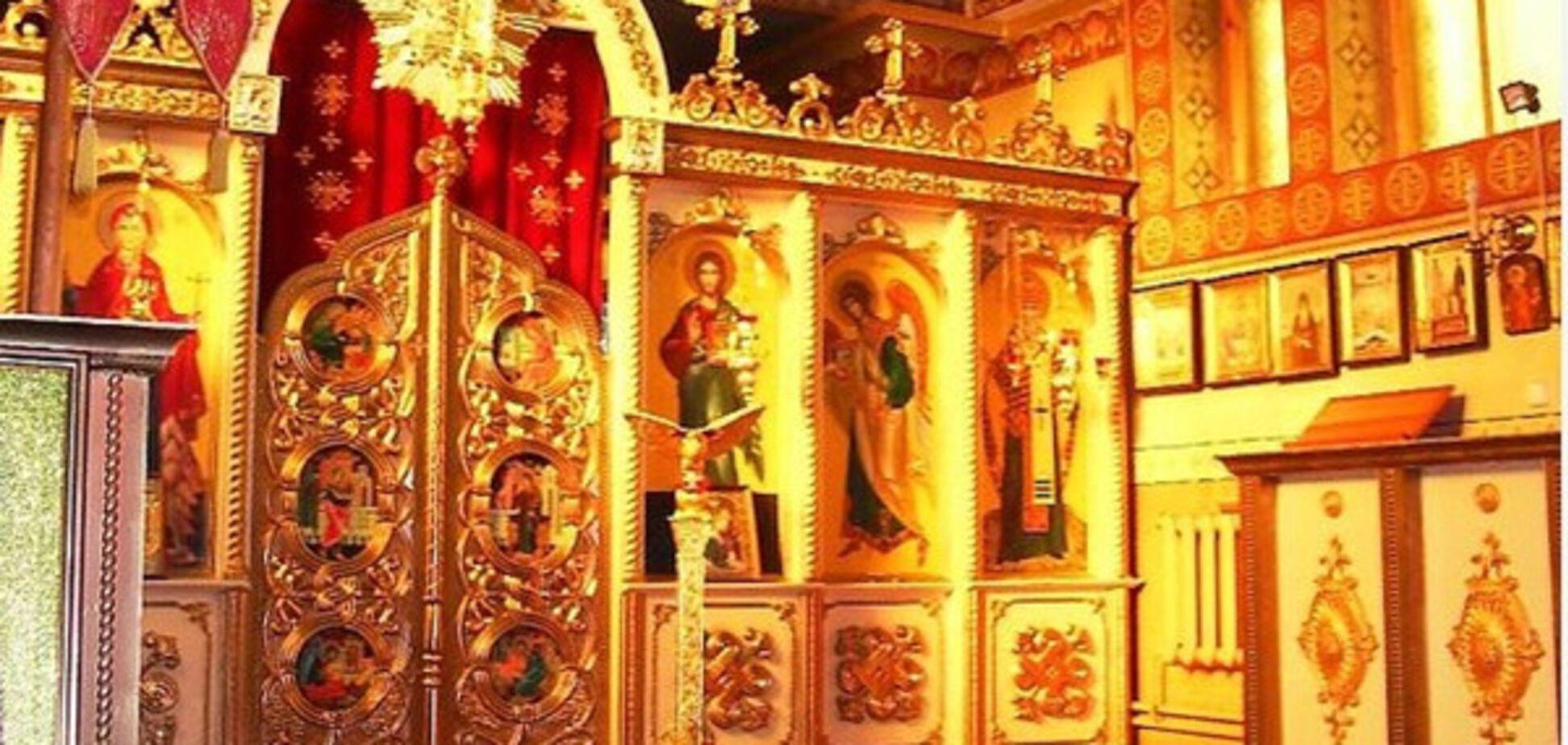 Храм в Крыму
