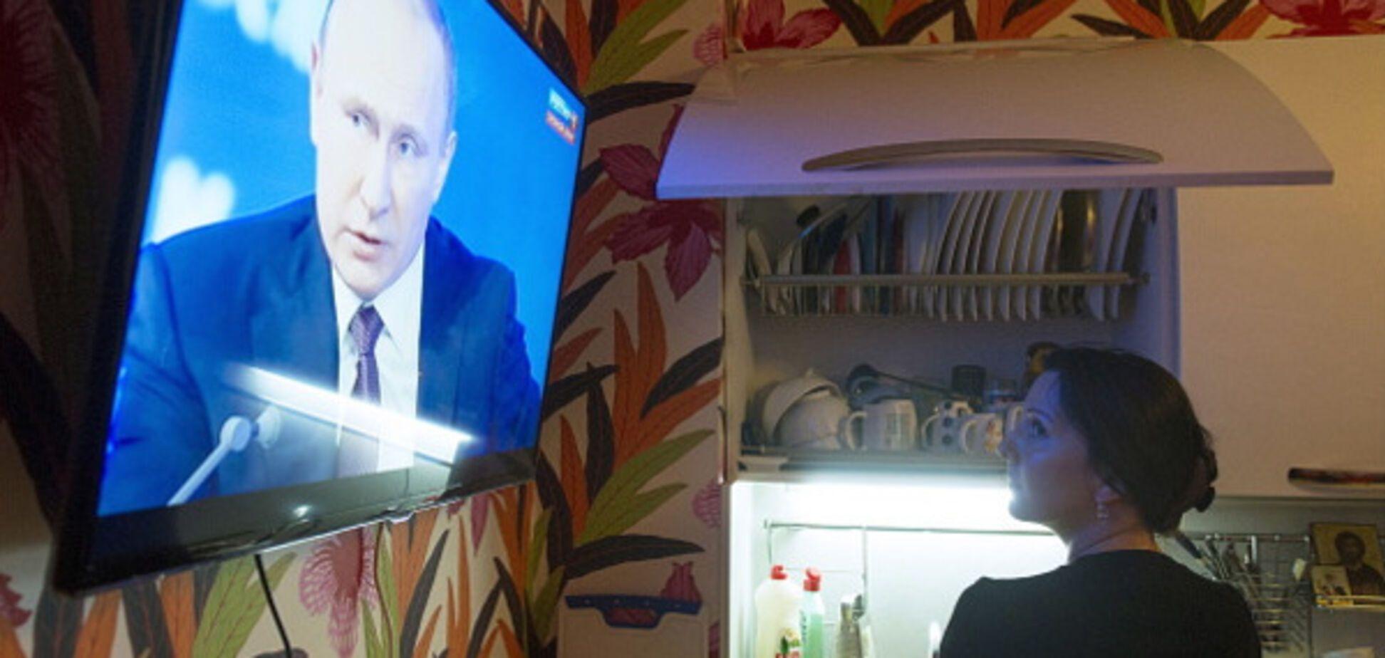 Кремль признал свои СМИ частью \'оборонки\' России