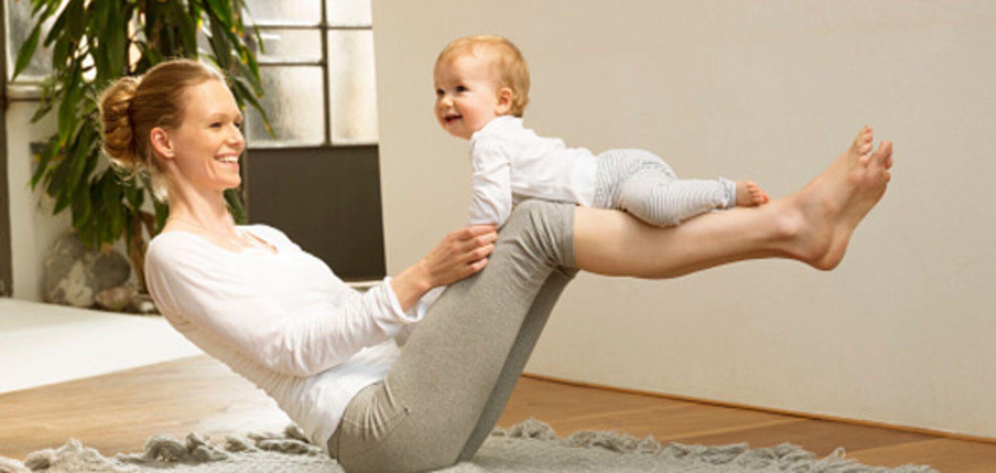 В спортзал заради здоров'я дітей: вчені з'ясували, як спосіб життя батьків впливає на їх нащадків