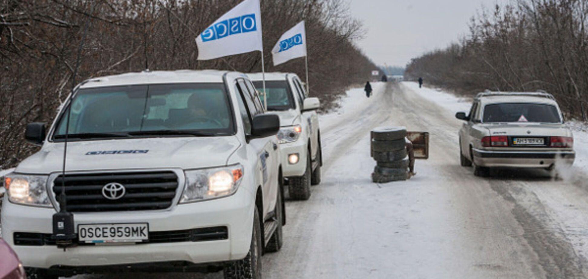 В ОБСЕ озвучили тревожные данные по запретному оружию на Донбассе