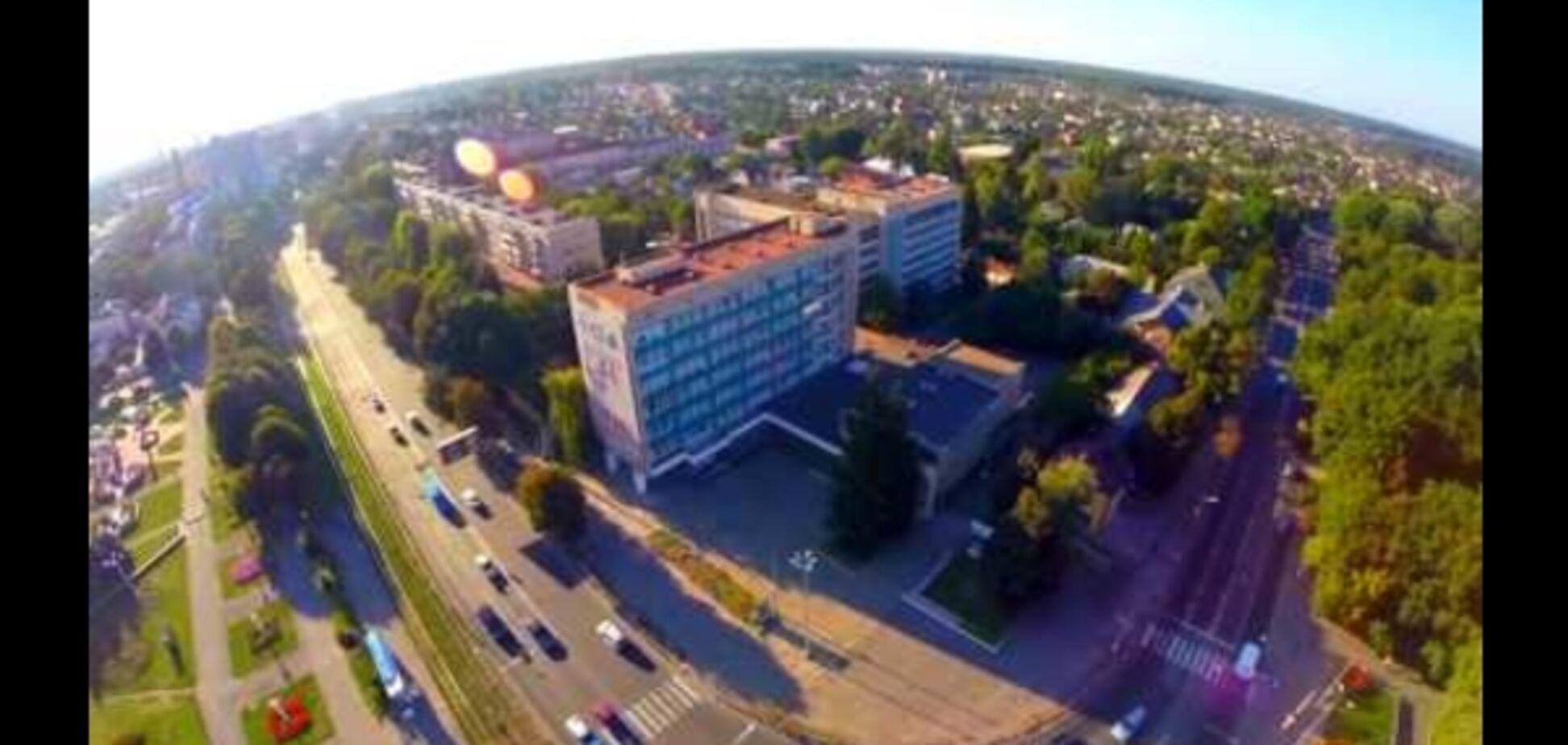 Путешествуем Украиной - город Винница
