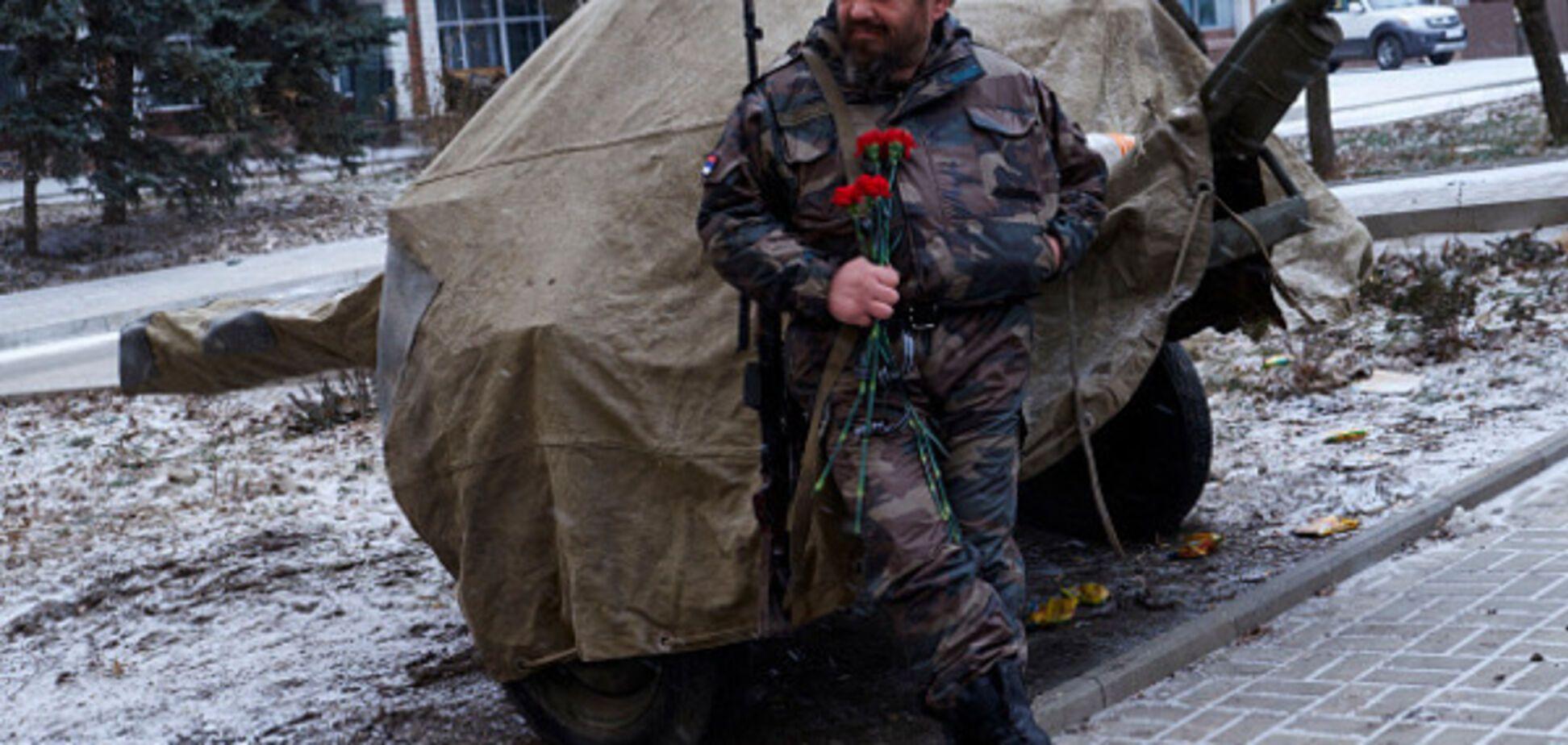 Террорист Л/ДНР