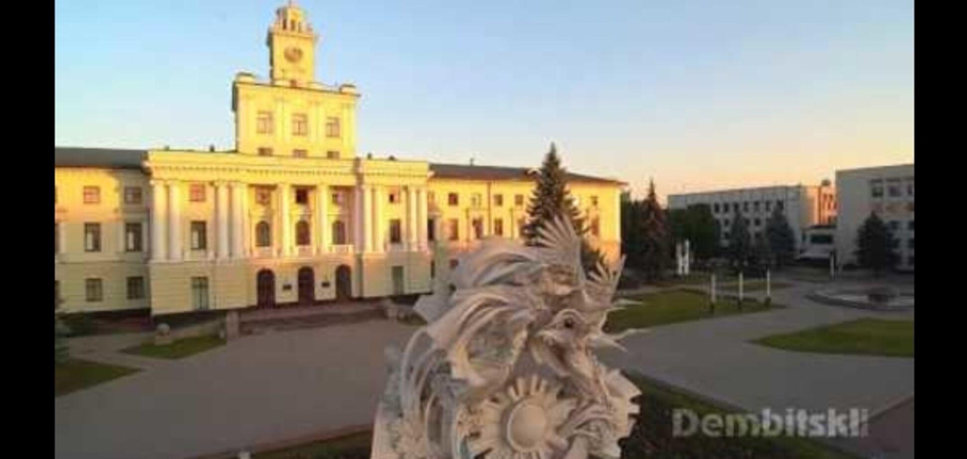Путешествуем Украиной - город Хмельницкий