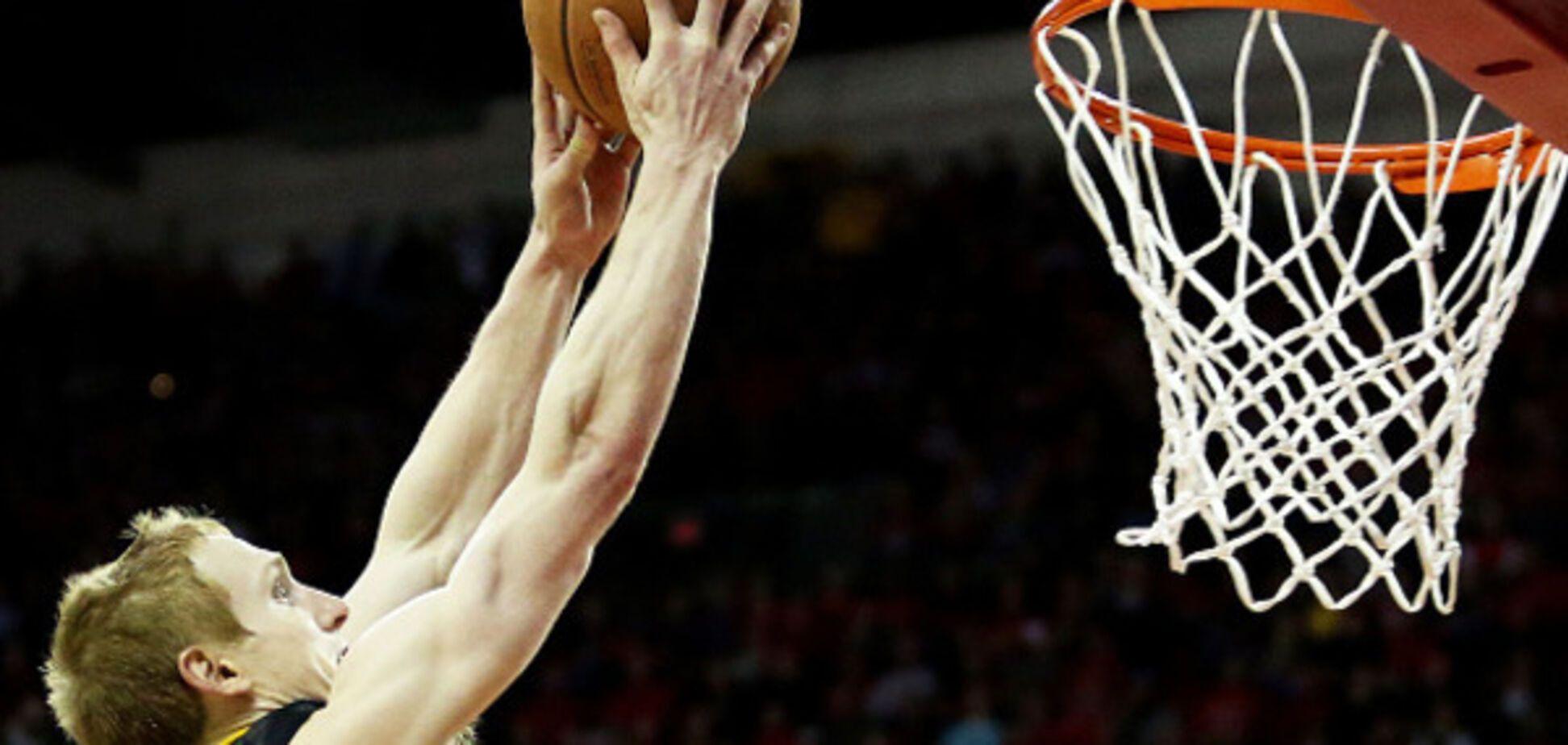 Украинский баскетболист выиграл престижный конкурс данков в Англии: опубликованы фото