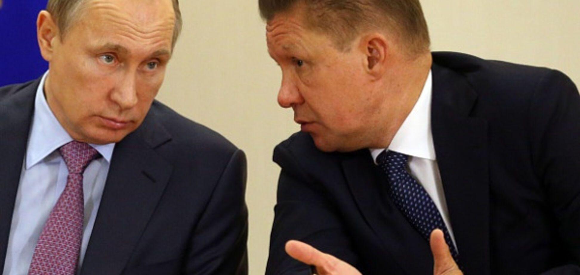 Холодна смерть? Як Україна відповіла істеричному 'Газпрому'