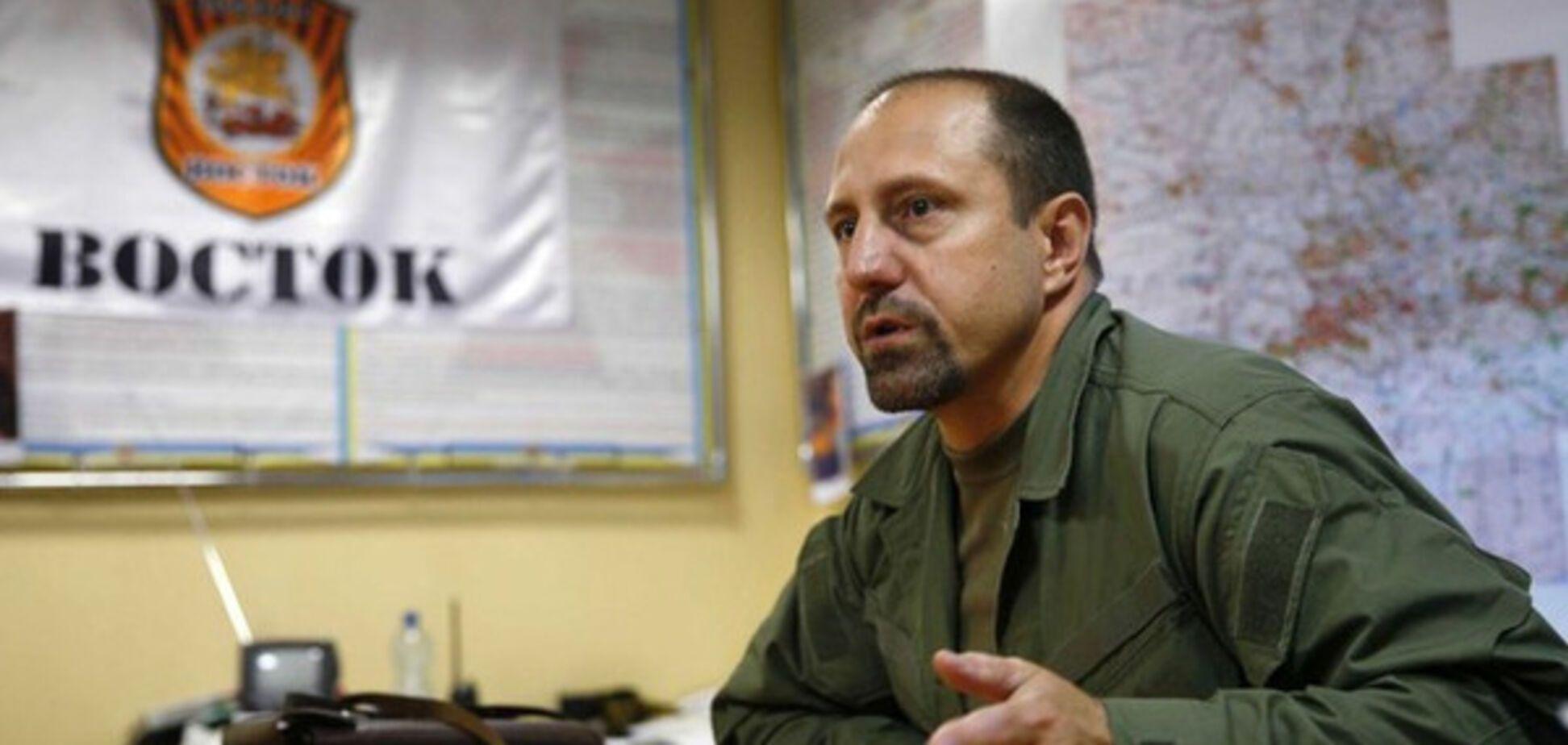 У главаря 'ДНР' засветили фото устрашающего военного изобретения