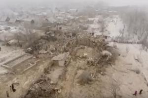 Авария самолета Бишкек