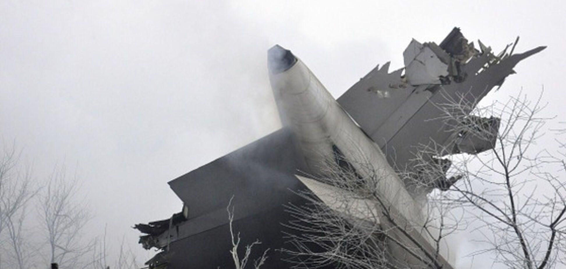 Катастрофа літака в Киргизстані
