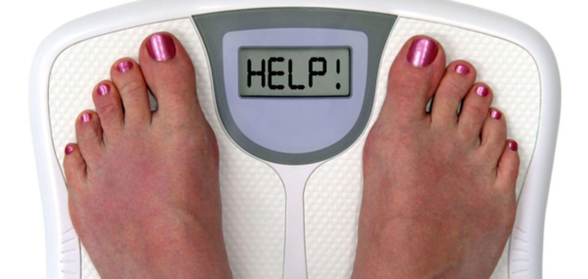 Набор веса после замужества