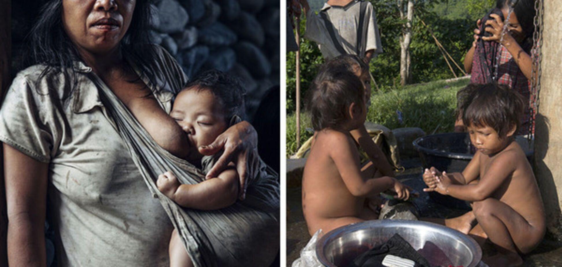 племя мангиан филиппины