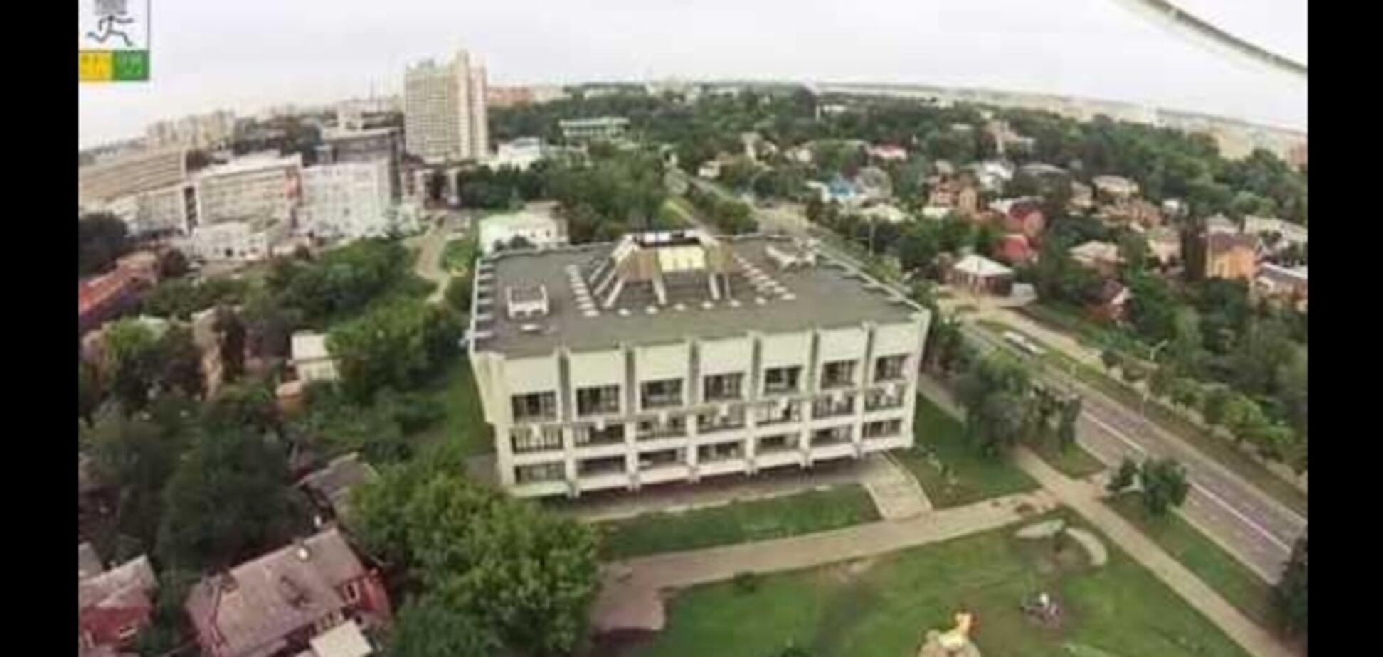 Путешествуем Украиной - город Сумы
