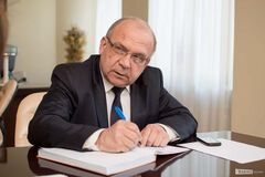 По соседству с Лещенко: незадекларированное губернатора Волыни Гунчика