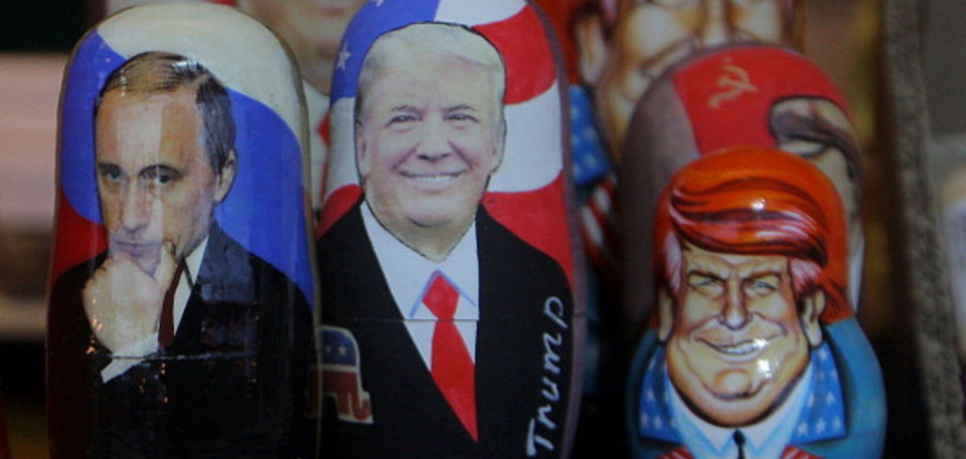 Трамп и Путин. Первый провал