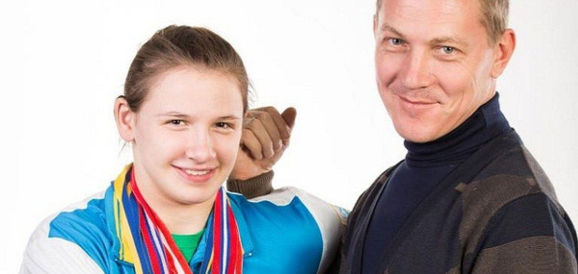 Сумоистка из Запорожской области привезла награды чемпионата Европы