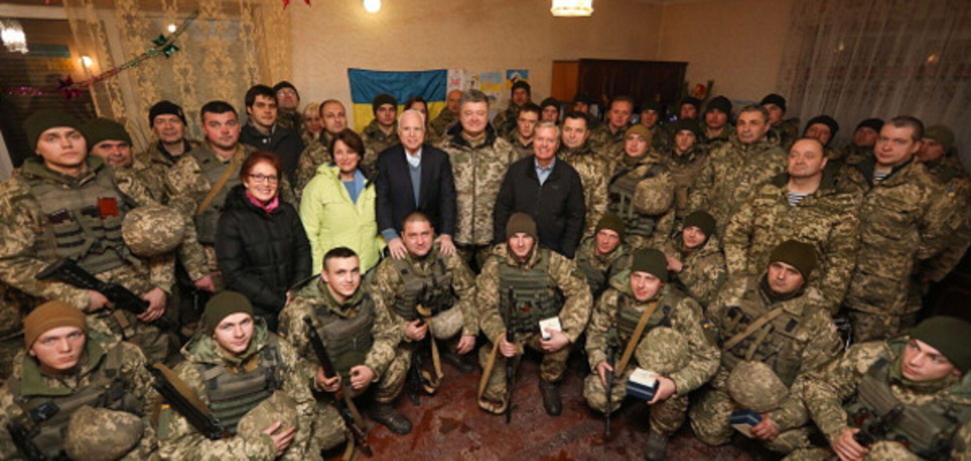 ВСУ порошенко армия