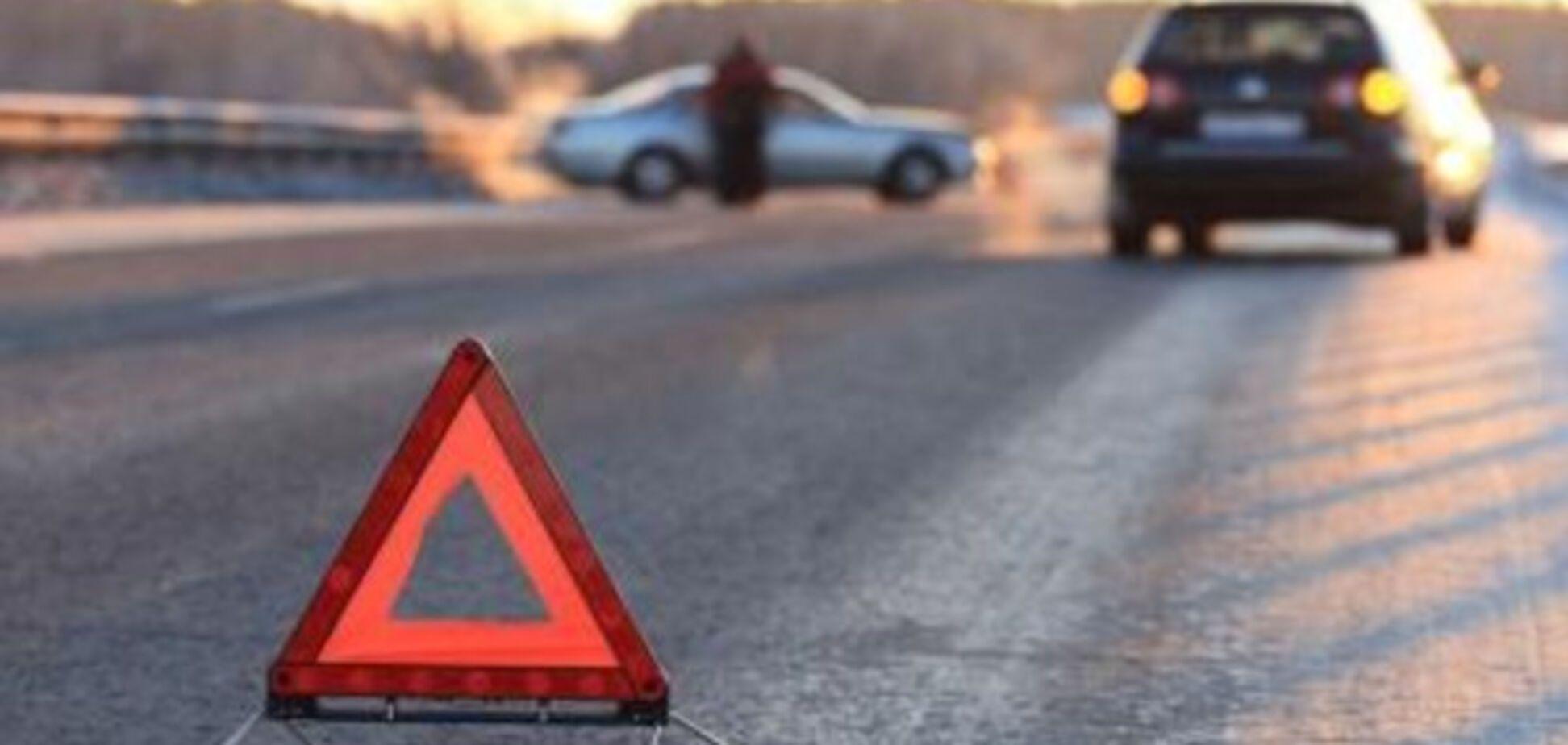 В Запорожской области пешеход стал жертвой сразу трех автомобилей