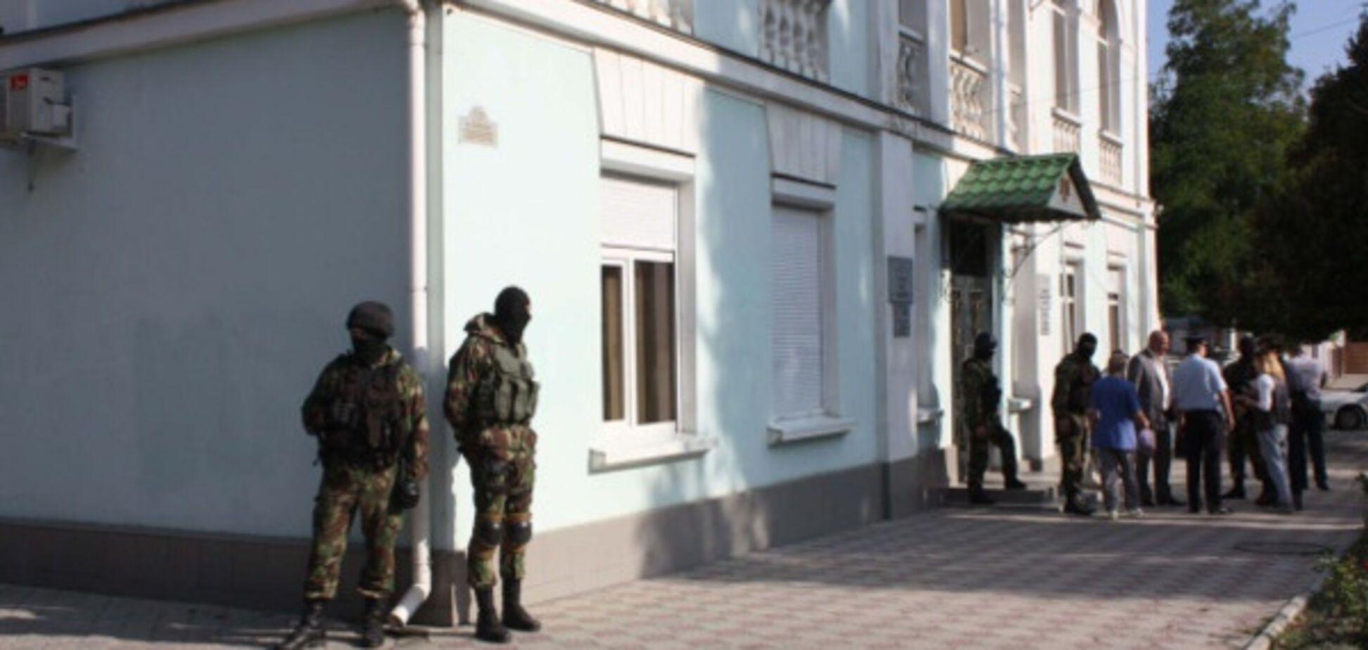 ФСБ в Крыму
