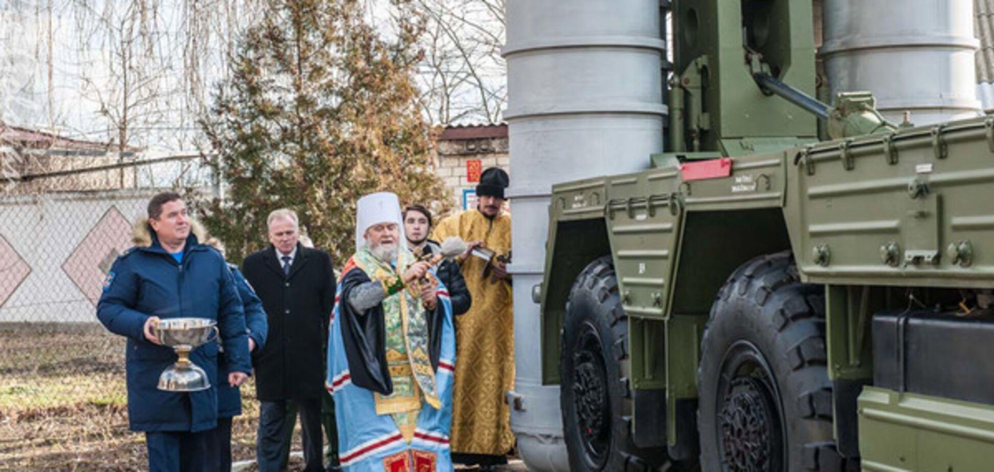 С-400 в Крыму