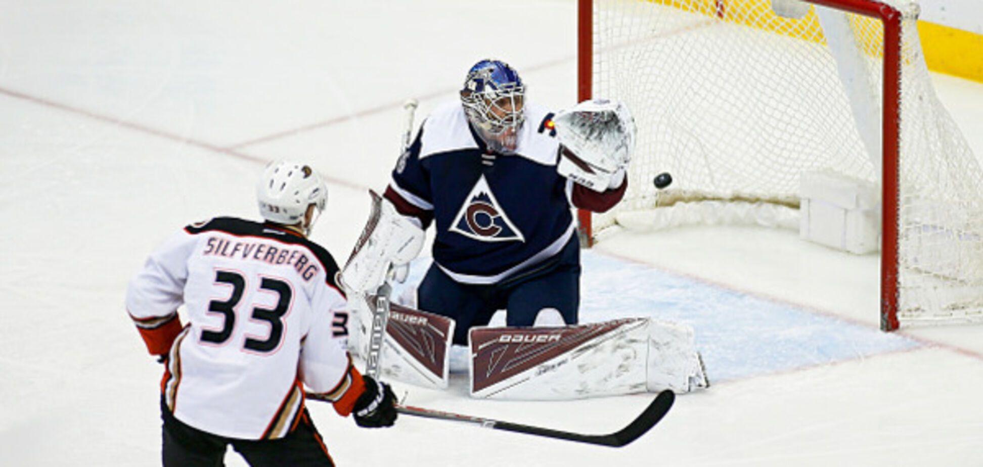 Семен Варламов НХЛ