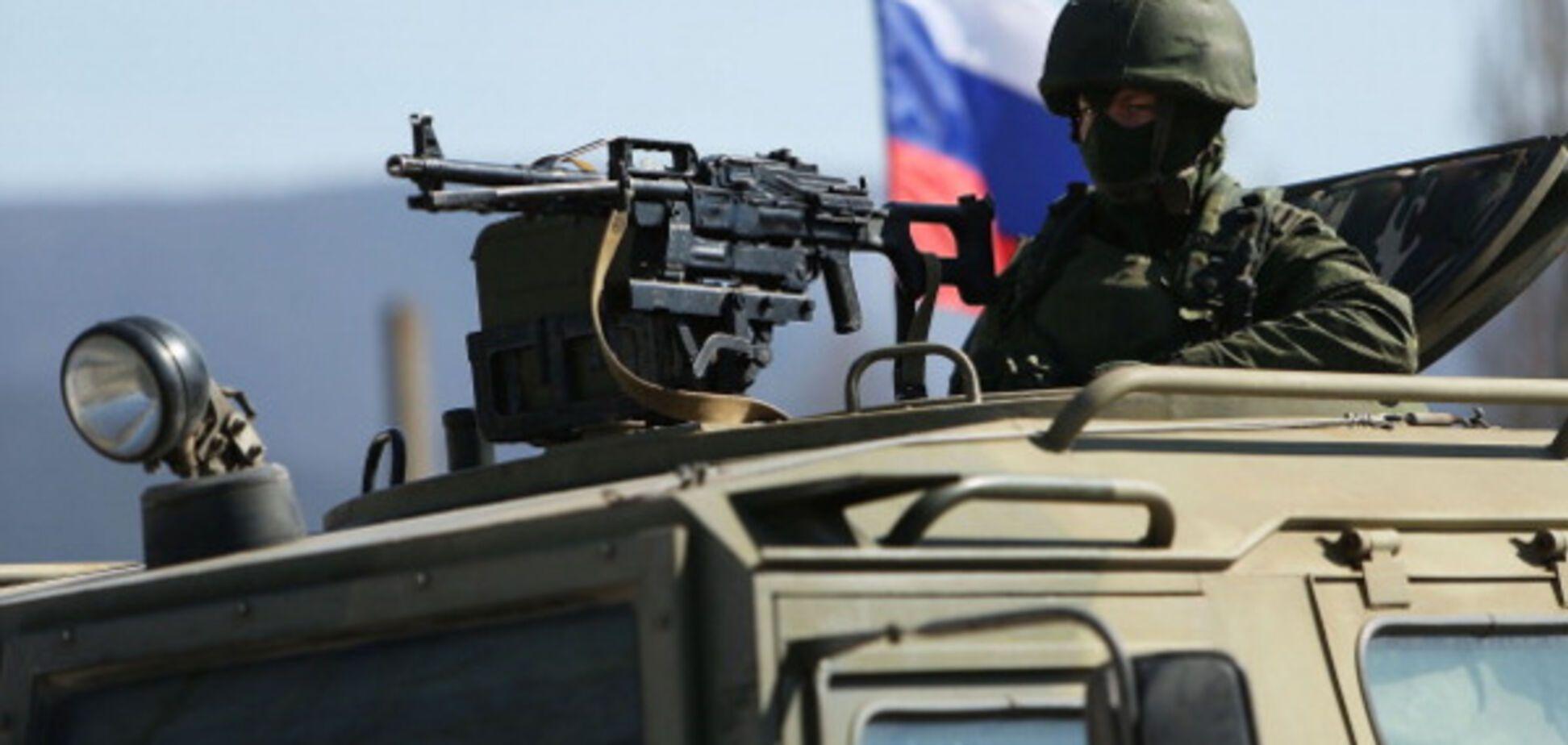 У лавах окупантів на Донбасі помітили \'кадировців\'