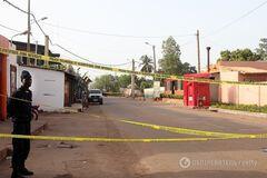 Взрыв в Мали
