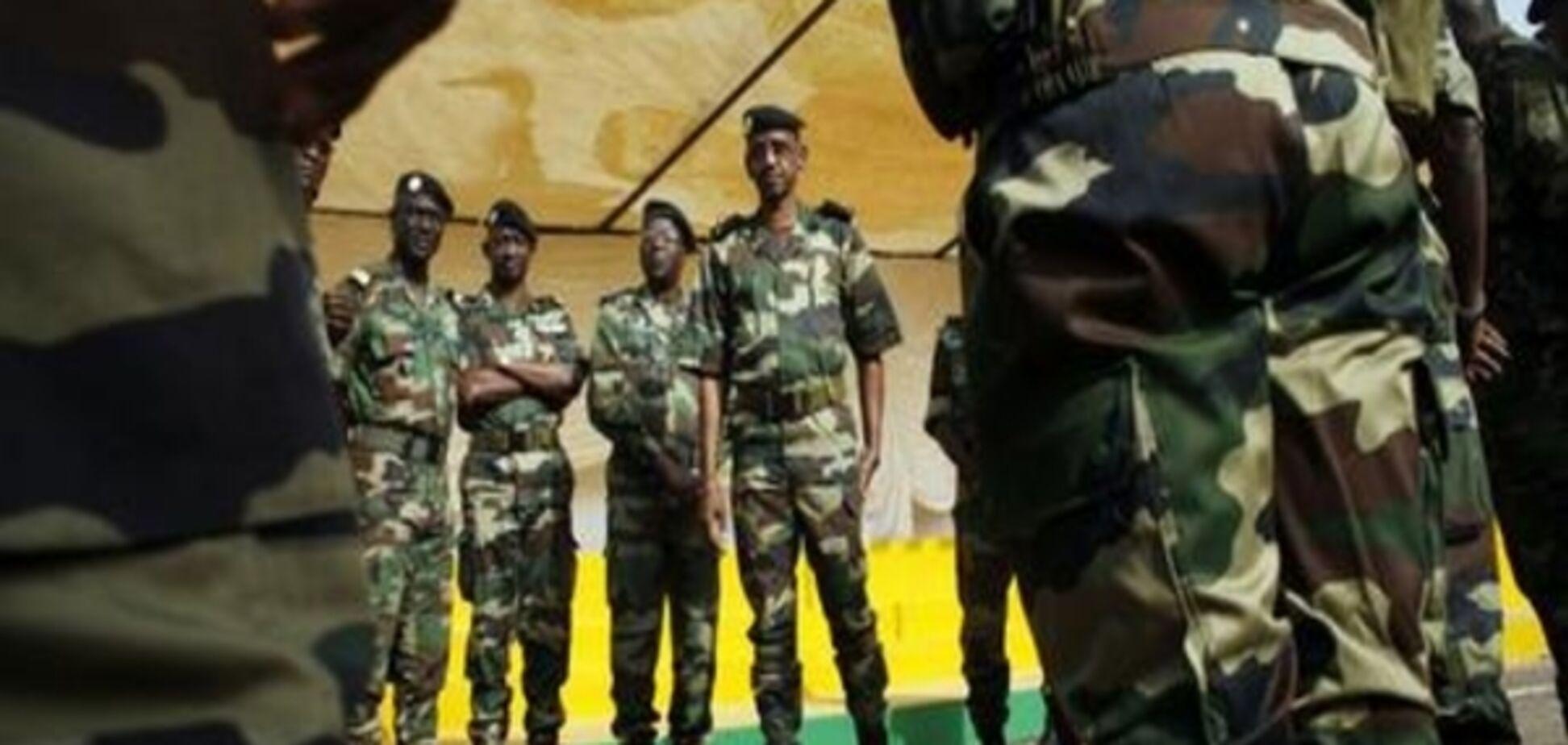 Війська Сенегалу ввійшли в Гамбію, щоб відсторонити від влади екс-президента