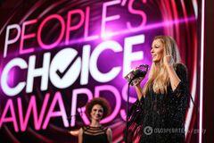 Блейк Лайвли на премии People\u0027s Choice Awards-2017