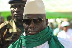 Экс-президент Гамбии Яхья Джамме