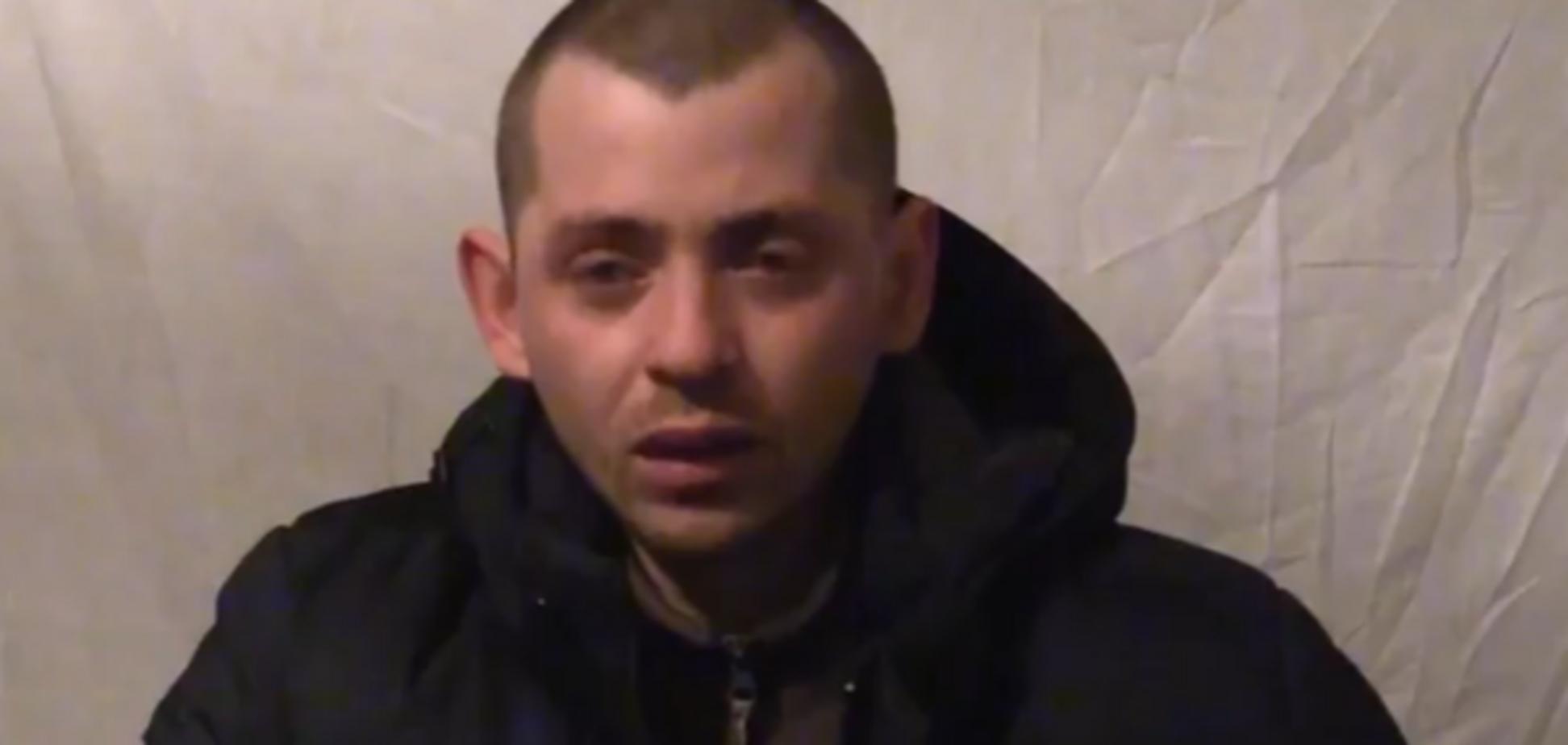 Полонений росіянин поскаржився на жахливий побут в \'армії ДНР\'