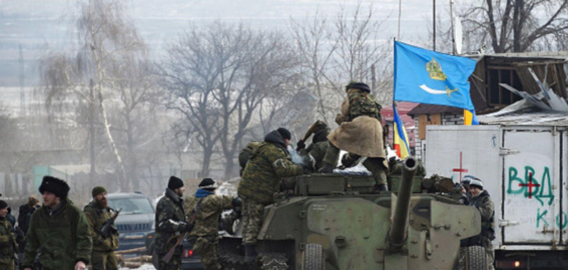 Путінські вояки накрили Талаківці вогнем з ПТРК