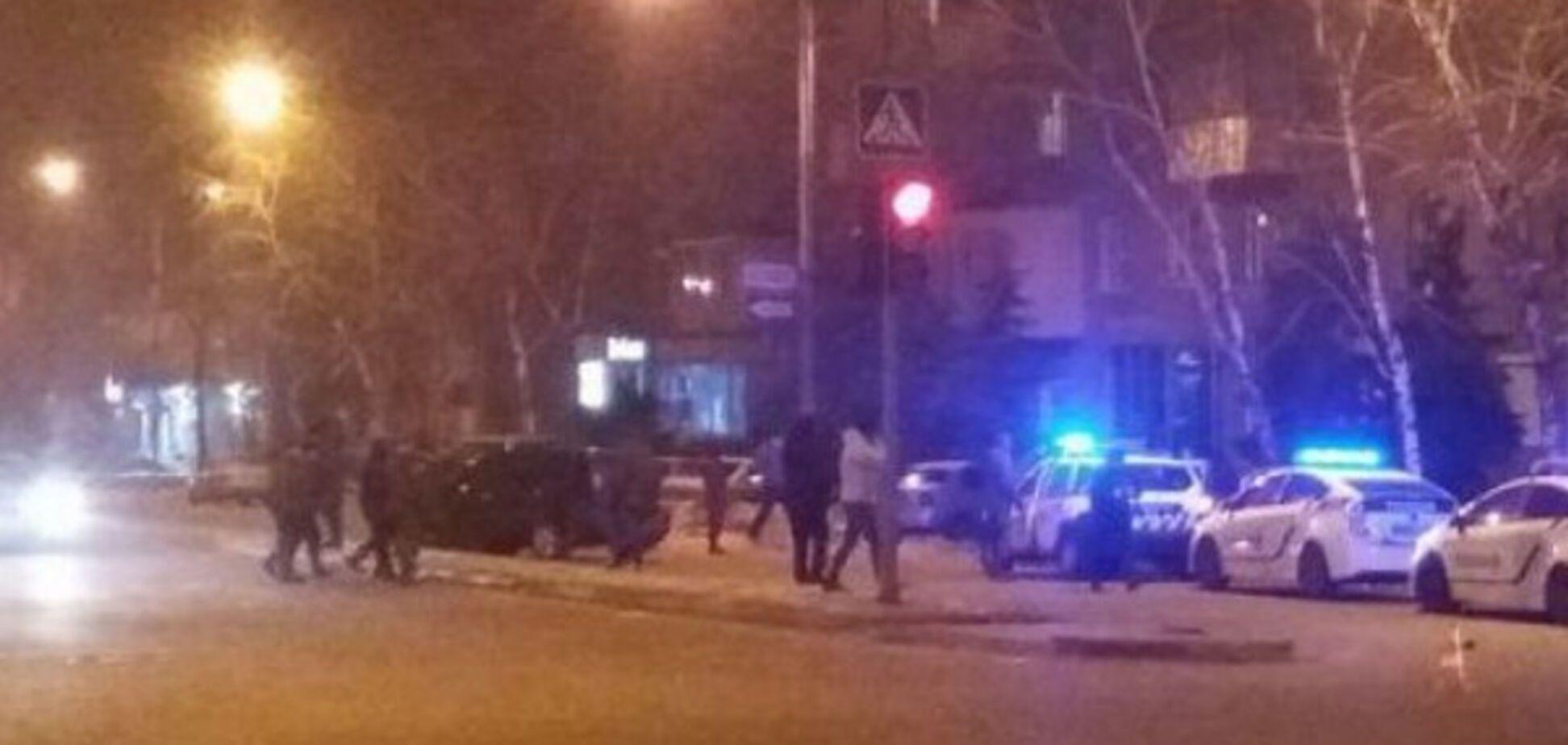 По ДТП с инкассаторской машиной в Запорожье откроют уголовное дело