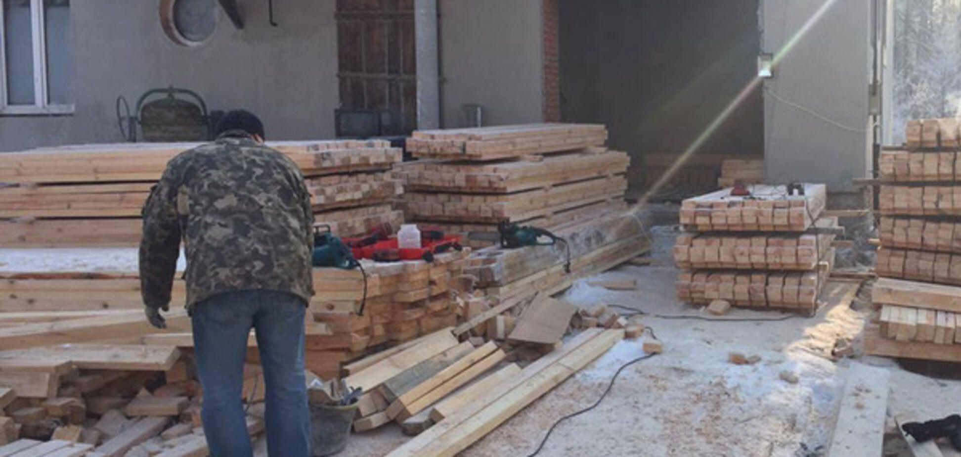 Будівництво бліндажів
