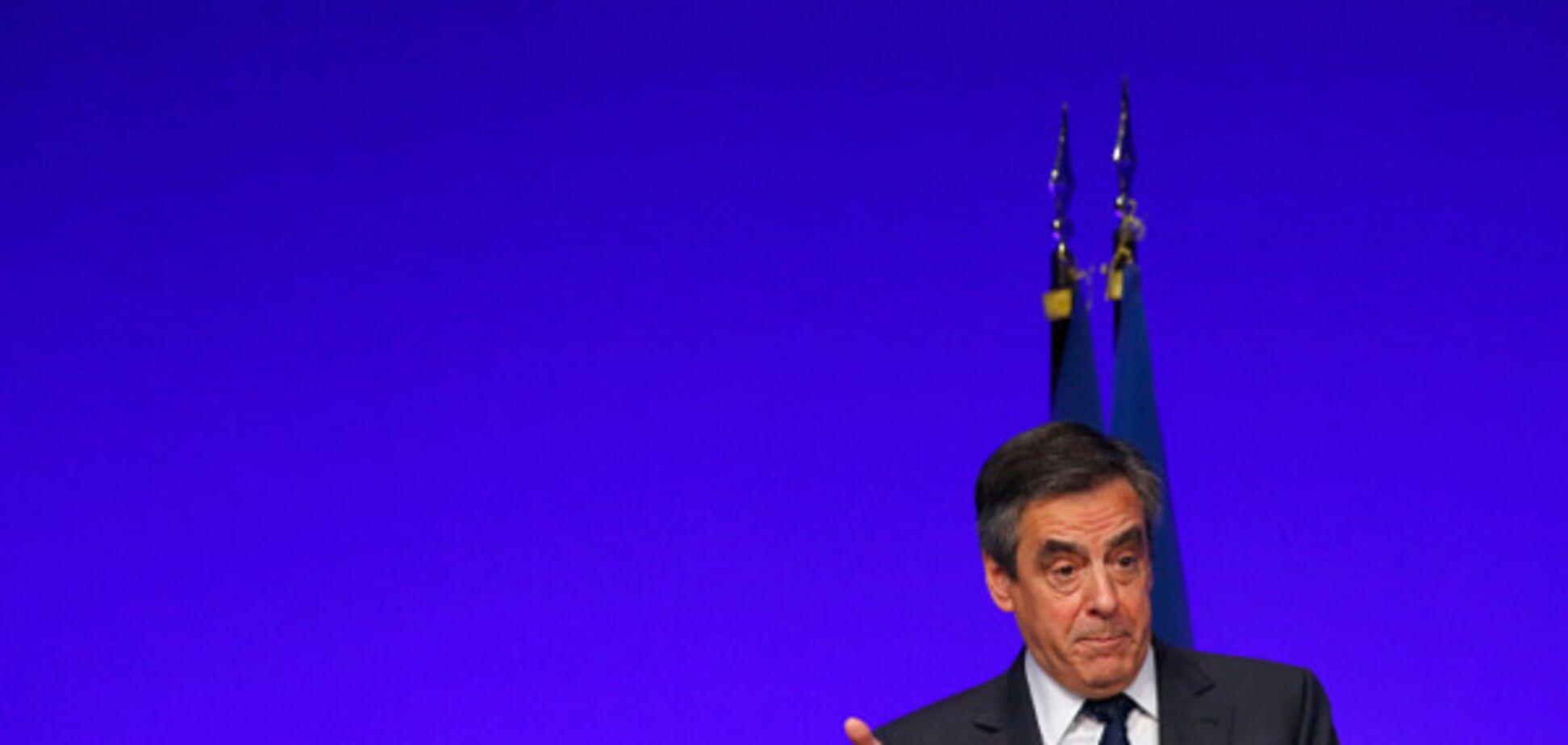 Франсуа Фійон