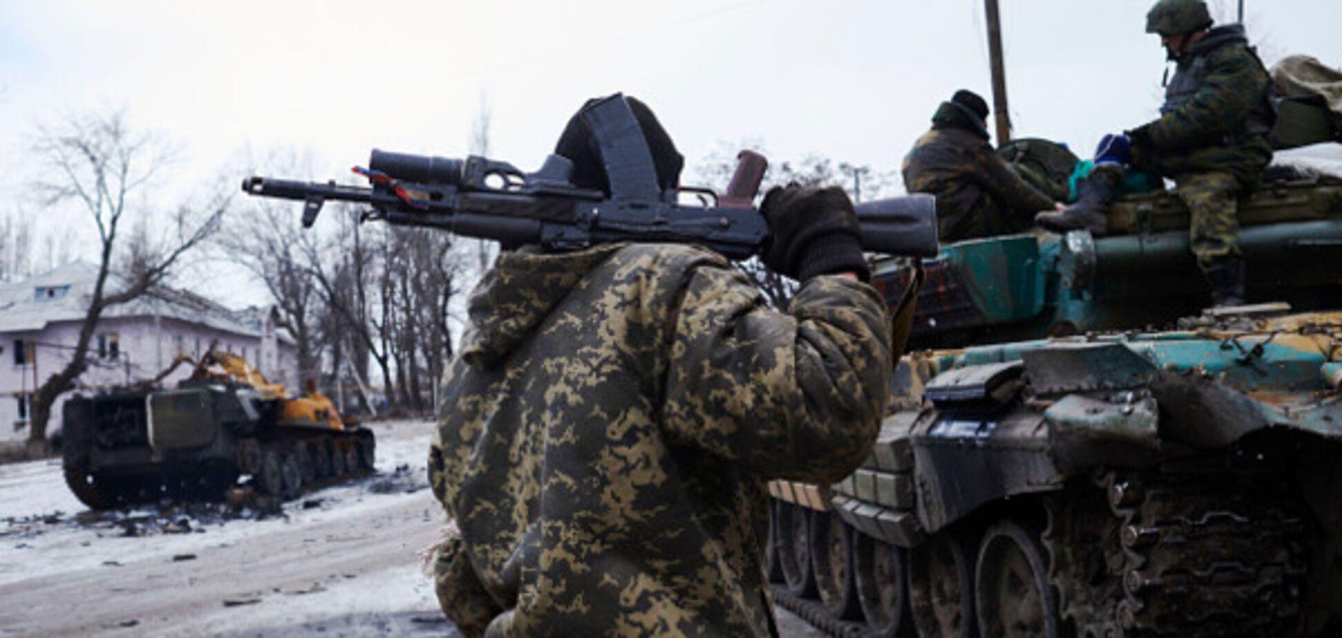 Террористы \'ДНР\'